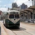 Streetcar Route by Jo Ann Snover