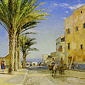 Streets Of Allergies by Peder Mork Monsted