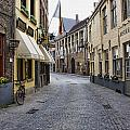 Streets Of Bruges by Crystal Nederman
