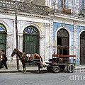 Streets Of Cienfuegos by James Brunker