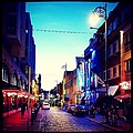 Streets Of Dublin by Adam Milsted