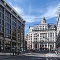 Streets Of London by Svetlana Sewell