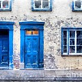 Streets Of Old Quebec 2 by Edward Fielding
