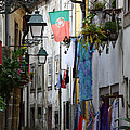 Streets Of Portugal by James Brunker