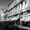 Streets Of Puebla 9 by Lee Santa