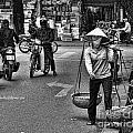 Streets Of Saigon by Chuck Kuhn
