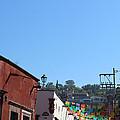 Streets Of San Miguel De Allende 2 by Cathy Anderson