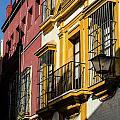 Streets Of Sevilla by Andrea Mazzocchetti