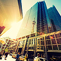 Streets Of Toronto by Alexander Voss