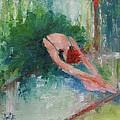 Stretching by Irit Bourla