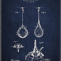 Striking Bag Patent Drawing From1891 by Aged Pixel