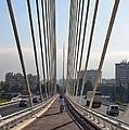 String Bridge In Seville Andalucia by Regina Siebrecht