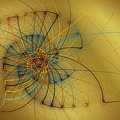 String Shell by Kiki Art