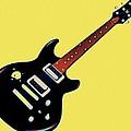 Strings Of Rock by Florian Rodarte