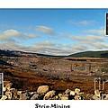 Strip Mining - Environment - Panorama - Labrador by Barbara Griffin