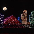 Strip Series - City by Karen Buford