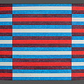 Striped Triptych No.2.03 by Peter-hugo Mcclure