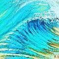 Striped Wave by Kaata    Mrachek