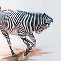 Stripes IIi by Patricia Henderson