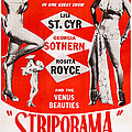 Striporama, Us Poster, From Left Lili by Everett
