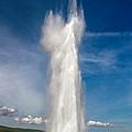 Strokkur/ Geysir In Iceland by For Ninety One Days