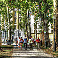 Strolling In Slovenia by Douglas J Fisher