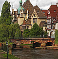 Strolling Through Strasbourg by Dave Mills