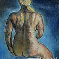 Strong Blond's Back by Raija Merila