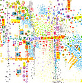 Structure Evolution by Regina Valluzzi