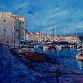 St.tropez  - Port -   France by Miroslav Stojkovic - Miro