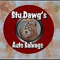 Stu Dawg's Auto Salvage by Stuart Swartz