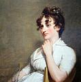 Stuart's Eleanor Parke Custis Lewis Or Mrs. Lawrence Lewis by Cora Wandel