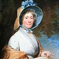 Stuart's Henrietta Marchant Liston Or Mrs. Robert Liston by Cora Wandel