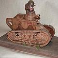 Stubby's Tank by Stuart Swartz