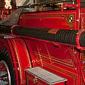 Studebaker Fire Truck by Craig Hosterman