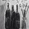 Studio Girl by Sherry Harradence