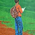 Studious by Usha Shantharam