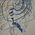 Study For Structure by Sandra Gail Teichmann-Hillesheim