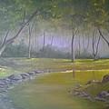Study In Green by Darren Boysha