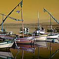 Stunning Fishing Port by Patrick Kessler
