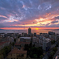 Stunning Sunset by Mark Whitt
