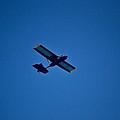 Stunt Plane by Tara Potts