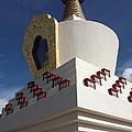 Stupa by Debbie Westermeyer