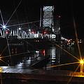 Sturgeon Bay Bridge by Larry Peterson