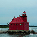 Sturgeon Bay Lighthouse by Tommy Anderson