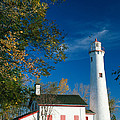 Sturgeon Point Lighthouse by David Davis