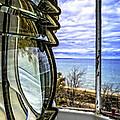 Sturgeon Point Lighthouse by LeeAnn McLaneGoetz McLaneGoetzStudioLLCcom