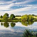 Sturminster Newton - River Stour - Dorset - England by Natalie Kinnear