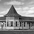 Sturtevant Old Hiawatha Depot In Hdr by Ricky L Jones