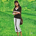 Stylish Miss by Usha Shantharam